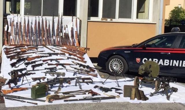 Armi | La Prealpina Quotidiano storico di Varese