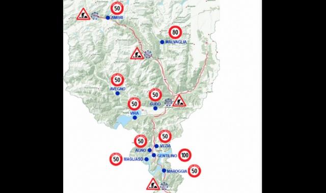 Cartina Geografica Canton Ticino Svizzera.Canton Ticino La Mappa Degli Autovelox La Prealpina Quotidiano Storico Di Varese Altomilanese E Vco